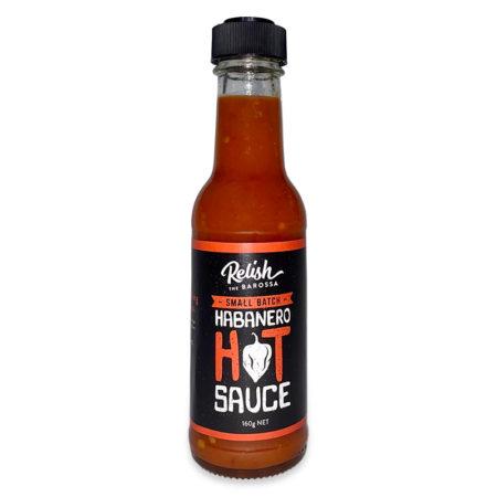 Barossa Hot Sauces